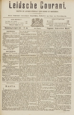 Leydse Courant 1887-04-21