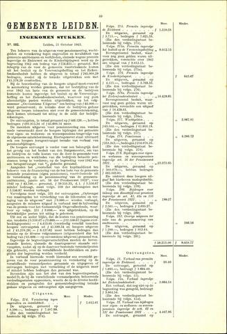 Handelingen van de Raad 1943-10-21