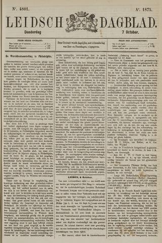 Leidsch Dagblad 1875-10-07