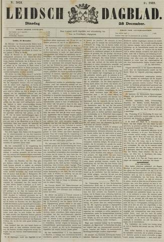 Leidsch Dagblad 1869-12-28