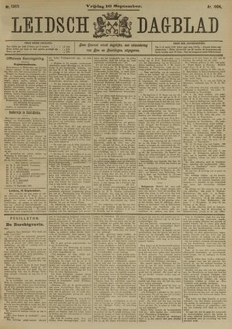 Leidsch Dagblad 1904-09-16
