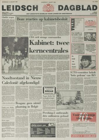 Leidsch Dagblad 1985-01-12