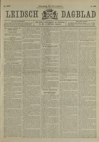 Leidsch Dagblad 1911-11-21