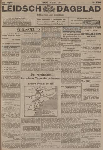 Leidsch Dagblad 1938-04-16