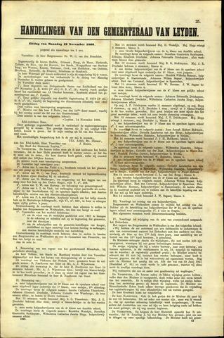 Handelingen van de Raad 1866-11-19