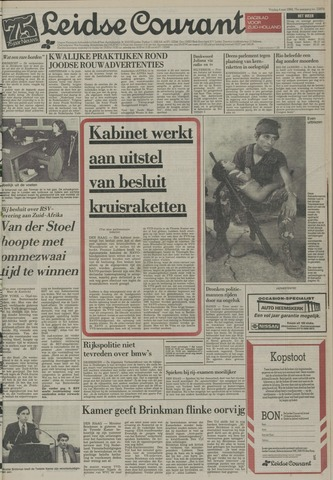 Leidse Courant 1984-05-04