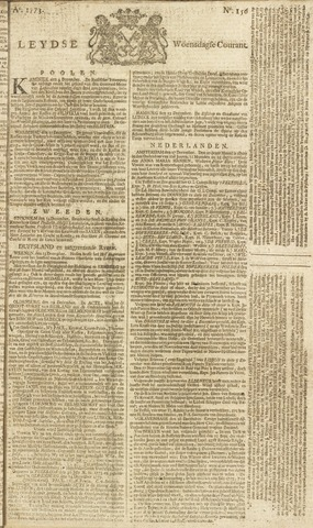 Leydse Courant 1773-12-29