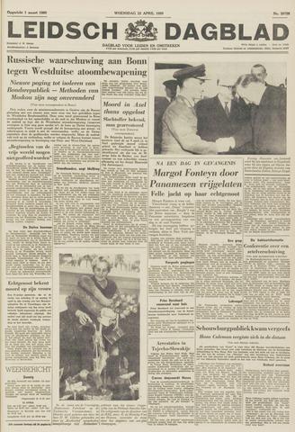 Leidsch Dagblad 1959-04-22