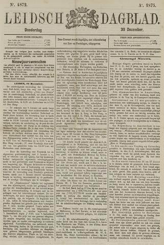 Leidsch Dagblad 1875-12-30