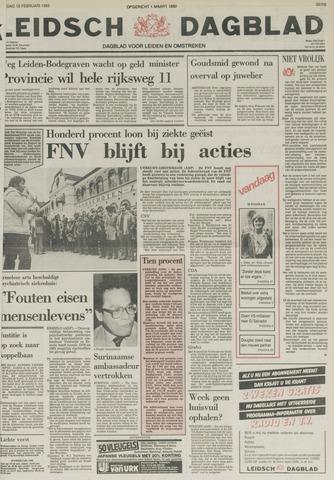 Leidsch Dagblad 1982-02-19