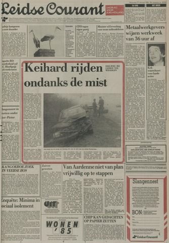 Leidse Courant 1985-02-27
