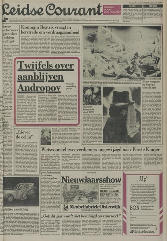 Leidse Courant 1983-12-27