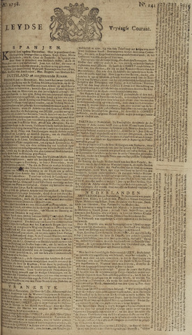 Leydse Courant 1758-11-24