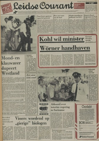 Leidse Courant 1984-02-01