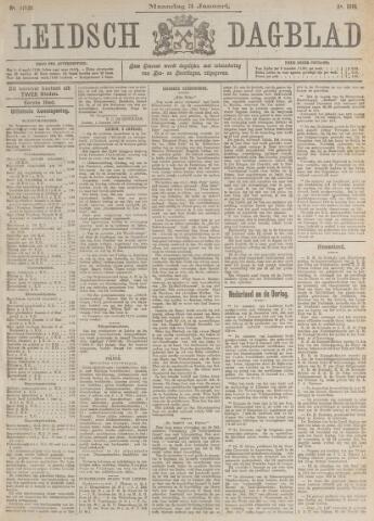 Leidsch Dagblad 1916