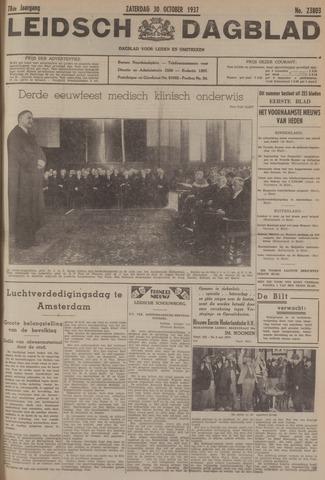Leidsch Dagblad 1937-10-30