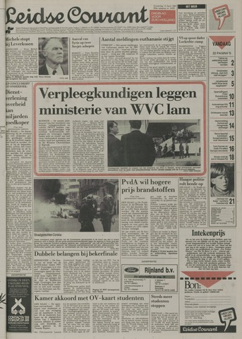 Leidse Courant 1989-04-13