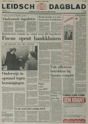 Leidsch Dagblad 1982-10-05