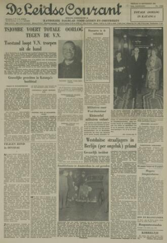 Leidse Courant 1961-09-15