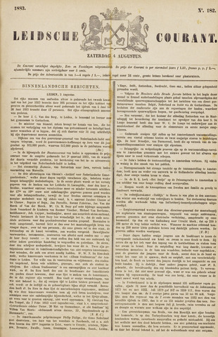 Leydse Courant 1883-08-04