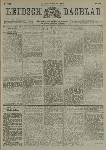 Leidsch Dagblad 1909-05-13