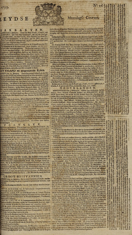 Leydse Courant 1753-02-05
