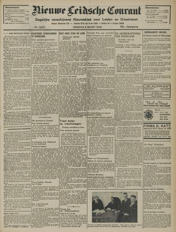 Nieuwe Leidsche Courant 1938-03-08