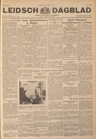 Leidsch Dagblad 1947-03-12