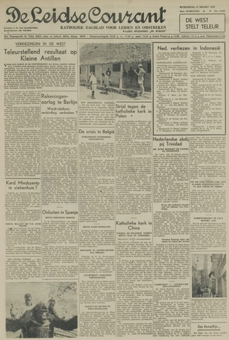 Leidse Courant 1949-03-23