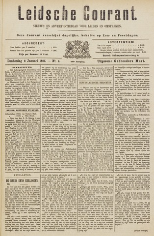 Leydse Courant 1887-01-06