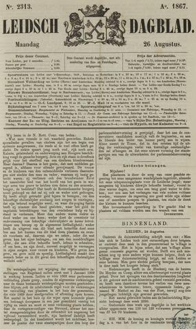 Leidsch Dagblad 1867-08-26