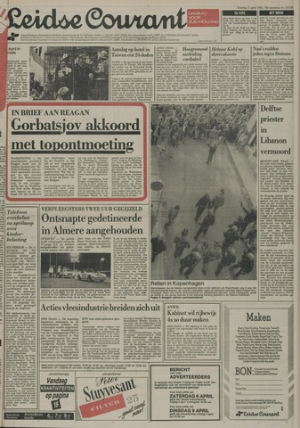Leidse Courant 1985-04-02