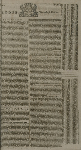 Leydse Courant 1745-09-22