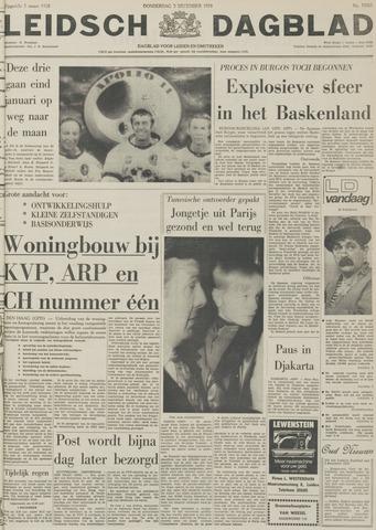 Leidsch Dagblad 1970-12-03