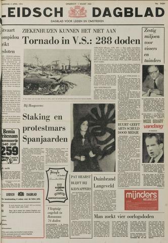 Leidsch Dagblad 1974-04-04
