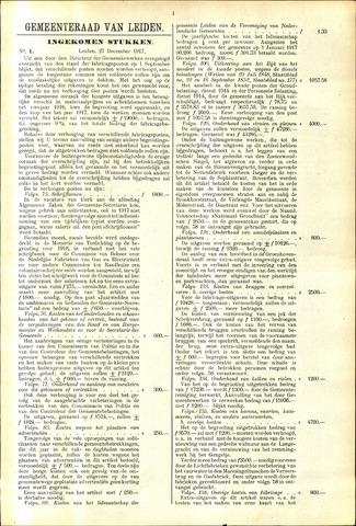 Handelingen van de Raad 1917-12-27