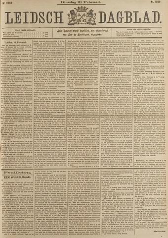 Leidsch Dagblad 1899-02-21