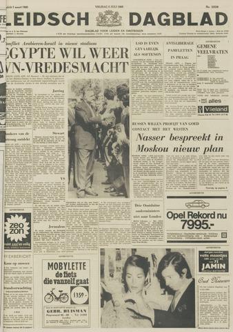 Leidsch Dagblad 1968-07-05