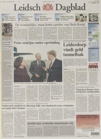 Leidsch Dagblad 1999-09-01