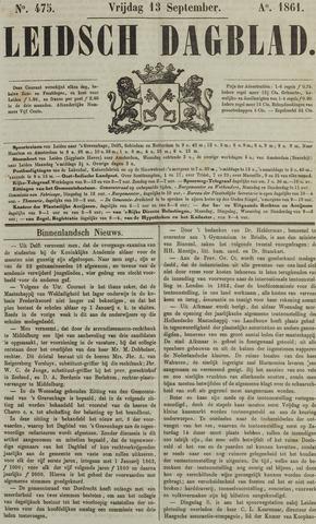 Leidsch Dagblad 1861-09-13