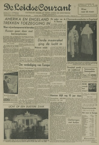 Leidse Courant 1958-11-08