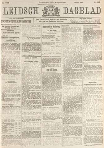 Leidsch Dagblad 1915-08-30