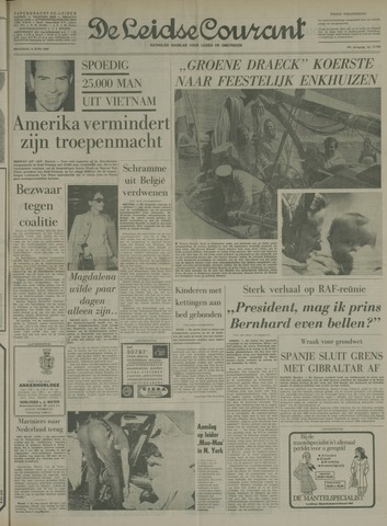 Leidse Courant 1969-06-09