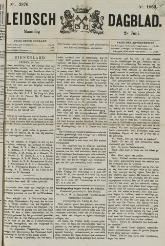 Leidsch Dagblad 1869-06-28
