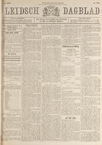 Leidsch Dagblad 1915-04-08