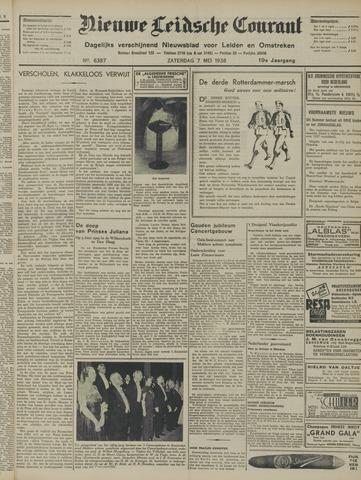 Nieuwe Leidsche Courant 1938-05-07