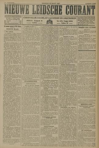 Nieuwe Leidsche Courant 1927-03-28