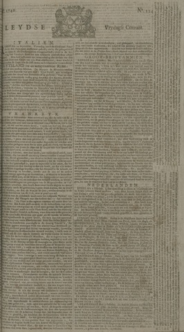 Leydse Courant 1740-10-14