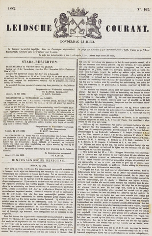 Leydse Courant 1882-07-13