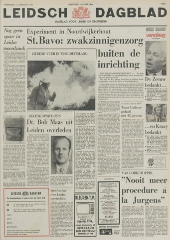 Leidsch Dagblad 1975-08-13
